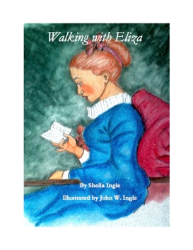 Walking with Eliza Cover Ebook