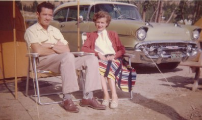Image result for 1950's camping